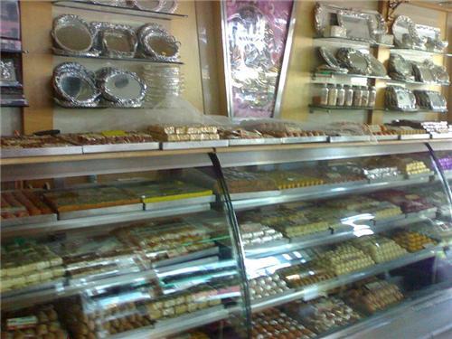 Sweet Shops in Moga