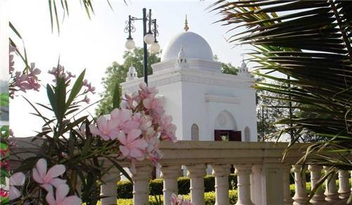Molai Rajsaheb Dargah in Morbi