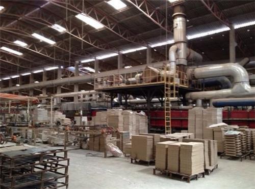Ceramic Factory in Morbi
