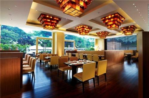 Restaurant interior design interiors and