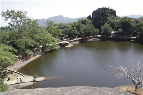 Panoramic View of Trevor's Take in Mount Abu