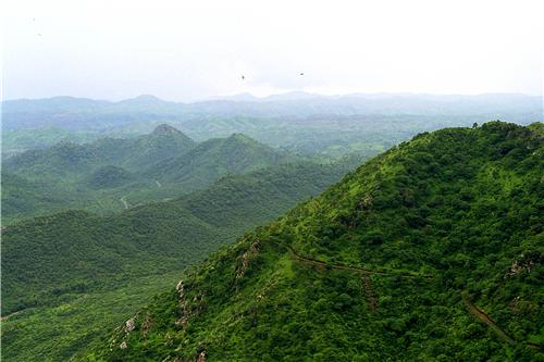Geography of Mount Abu
