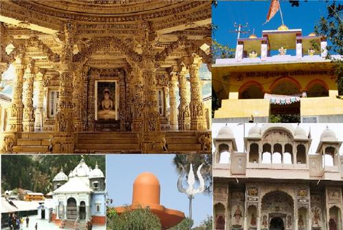 Religious Tourism at Mount Abu