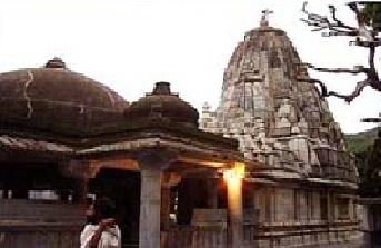 The Rishikesh Temple