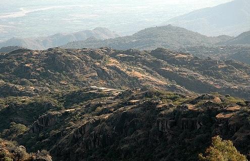 history of Mount Abu