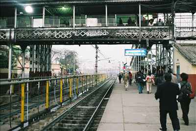 Trains from Mughalsarai