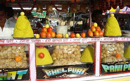 Bhelpuri wala