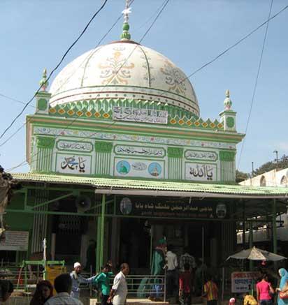 Muslim Shrines in Mumbai