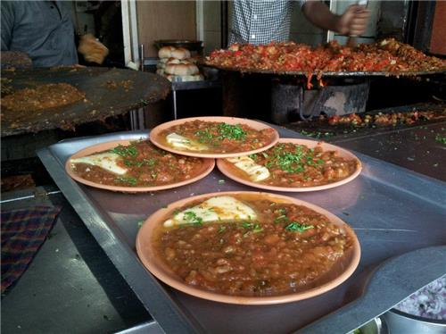Best pav bhaji joint in Mumbai