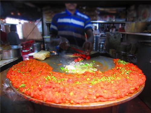 Street cuisine from Mumbai