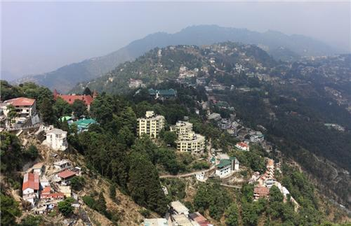 Know About Hill station Mussoorie