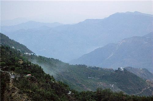 View Points in Mussoorie