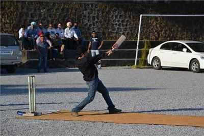 Sports Activity in Mussoorie