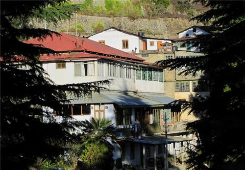 Holiday in Mussoorie