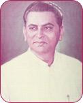 Shri Dharmsinh Desai