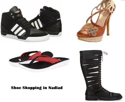 Nadiad Shoe Shopping