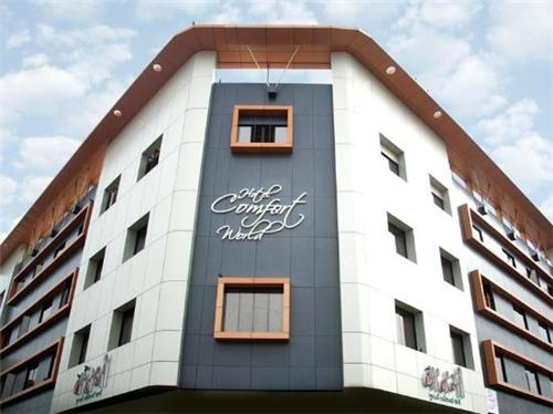 Hotel Comfort World, Nadiad