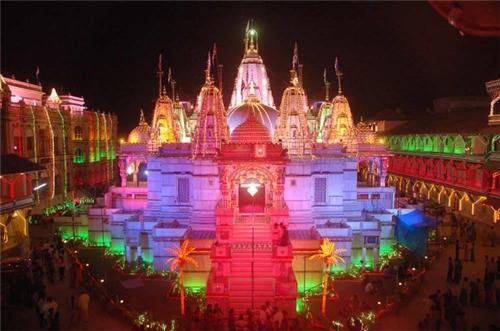 Swaminarayan Temple, Vadtal near Nadiad