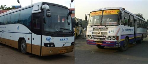 Transport services in Nagaur
