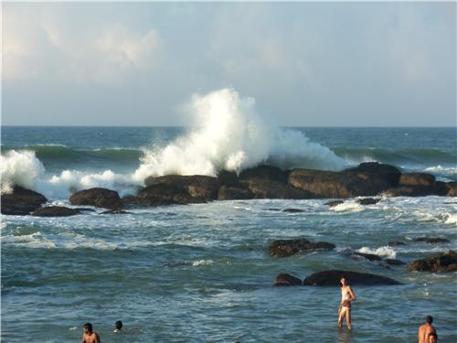 Beach Destinations around Nagercoil