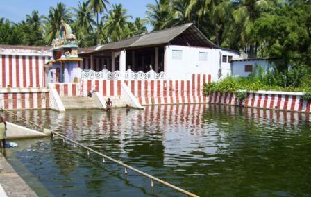 Arulmigu Sri Nagaraja Thirukkoil Tank
