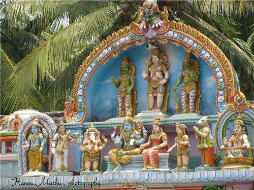 Religious spots in nagercoil