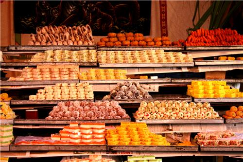 Sweet shops in Nagercoil