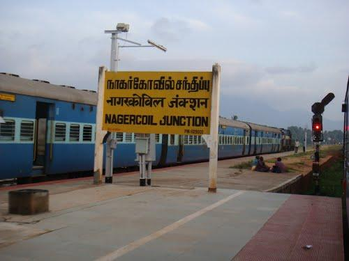 Nagercoil Railway Station