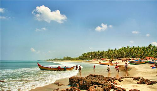 Beaches near Nagercoil