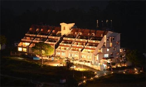 Nainital dynasty resort at Nainital