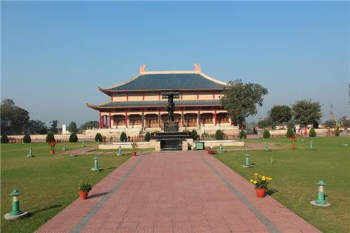 Tourist plaes in Nalanda