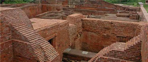 History of Nalanda