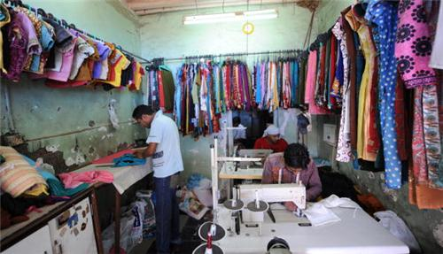 Tailor Shop in Nalanda