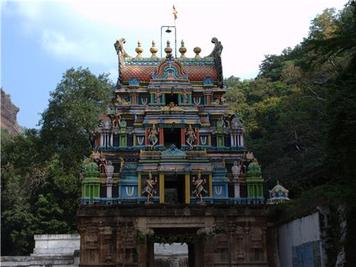Beautiful Temples in Nandyal