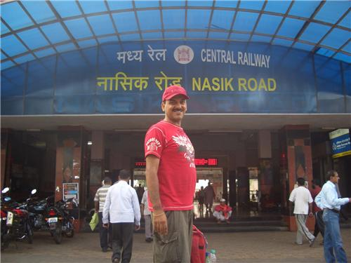 Railways in Nashik