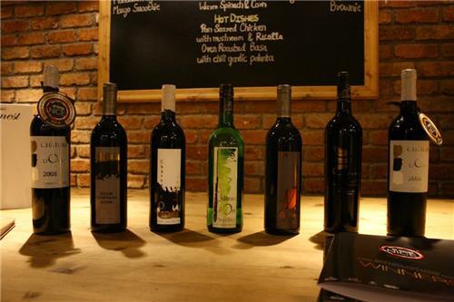 Nashik's Chateau d'Ori Winery