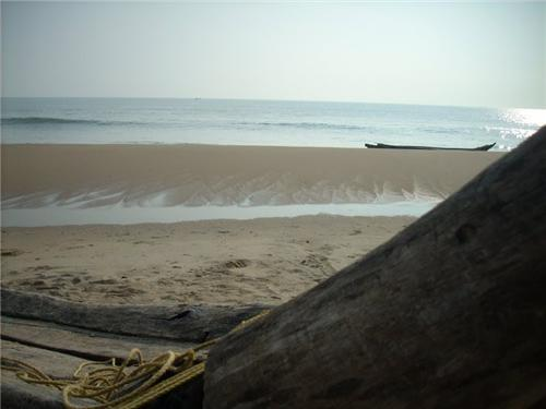 Beaches around Nellore