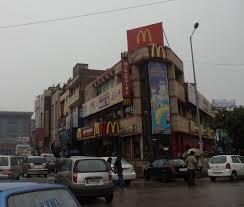 Localities of Noida