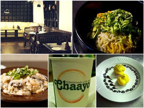 Famous restaurants in Noida