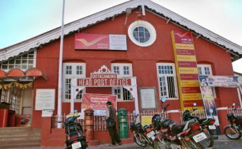 Postal Services in Ooty