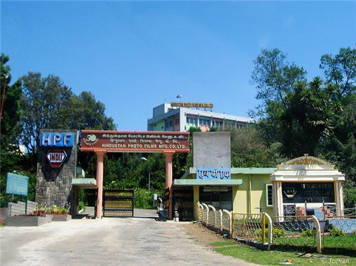Industries in Ooty