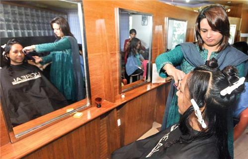 Beauty Parlours Osmanabad
