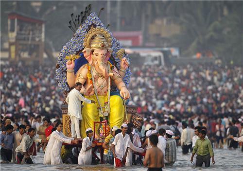 Ganesh Chaturthi in Palanpur