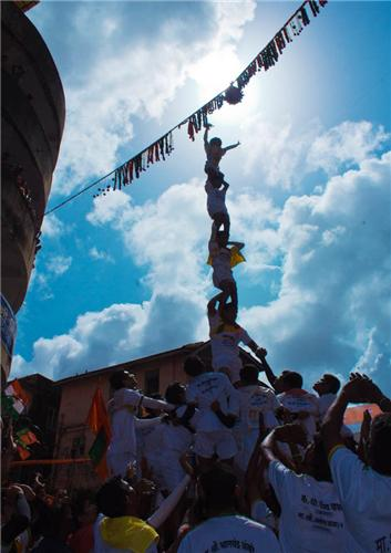 Janmasthami in Palanpur