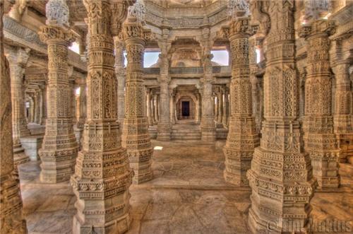 Jain Temples in Pali
