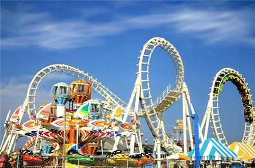 Fun City Amusement Park in Panchkula