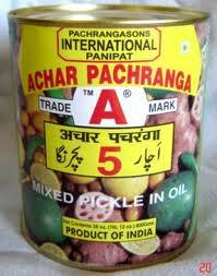 Pachranga in international market