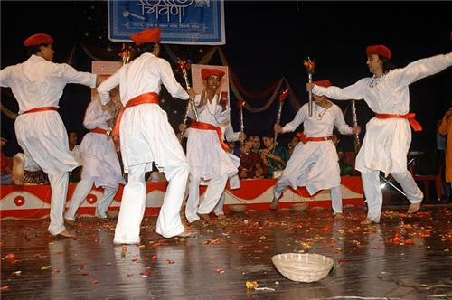 Local Dance in Panvel