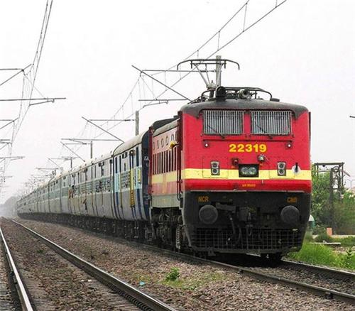 Trains from Patan