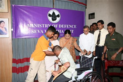 Welfare Societies for Disabled People